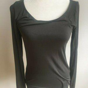 """Sarah Pacini Top BNWT Size 2 T-shirt """"Zoe"""" NEW"""